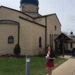 Nastya-Church-Easter