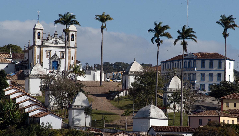 Santuário do Bom Jesus de Matosinhos, um dos principais legados