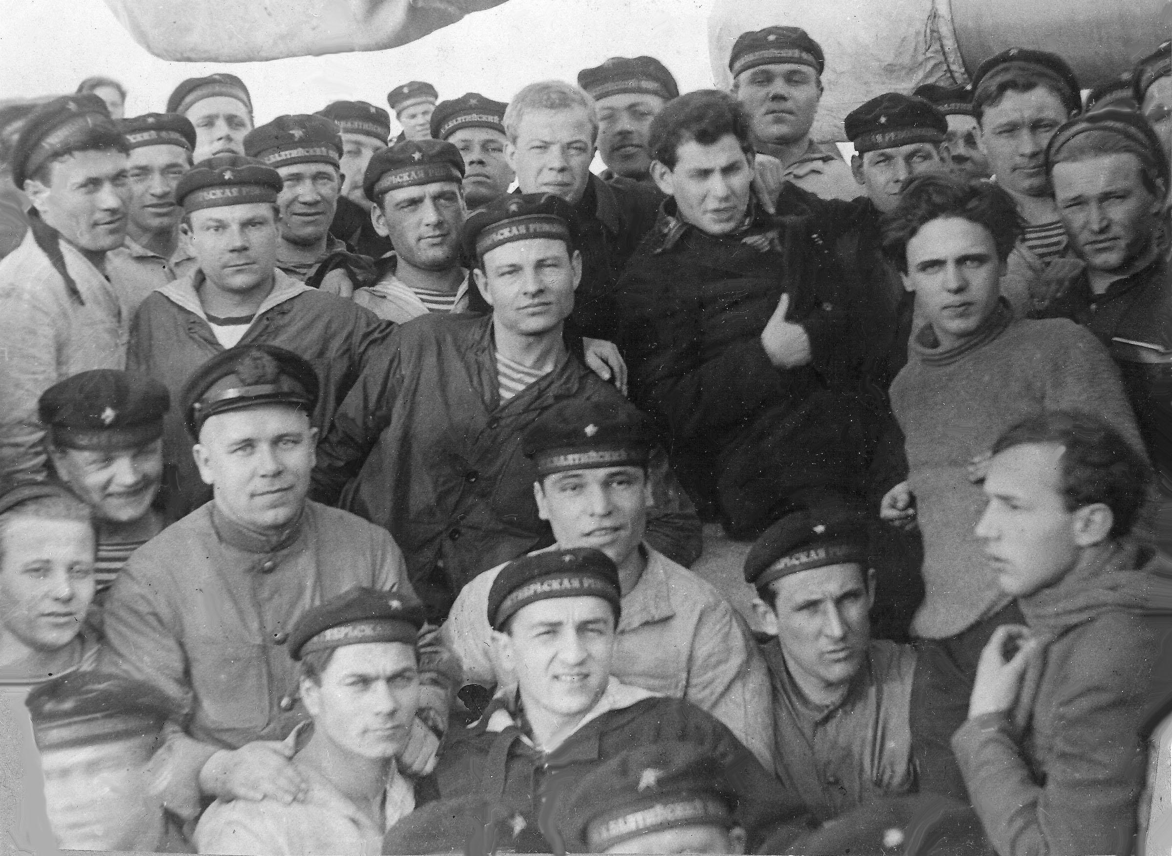 1924-Matrosy